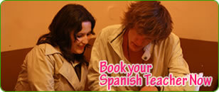 Book your spanish Teacher Now